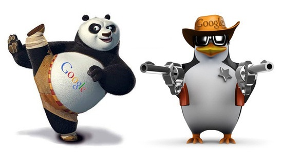 seoglaze Google Panda and Penguin recovery