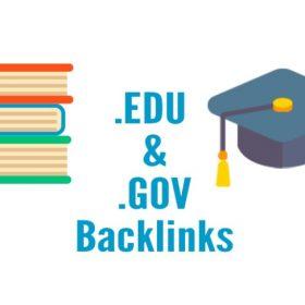 seoglaze edu and gov